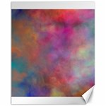 Rainbow Clouds Canvas 11  x 14