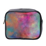 Rainbow Clouds Mini Toiletries Bag (Two Sides)