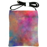 Rainbow Clouds Shoulder Sling Bag