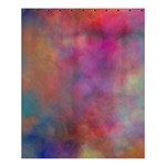 Rainbow Clouds Shower Curtain 60  x 72  (Medium)