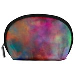 Rainbow Clouds Accessory Pouch (Large)