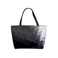 Abstract Pattern Moving Transverse Shoulder Handbags by Simbadda
