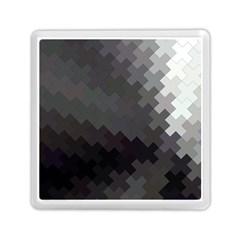 Abstract Pattern Moving Transverse Memory Card Reader (square)  by Simbadda