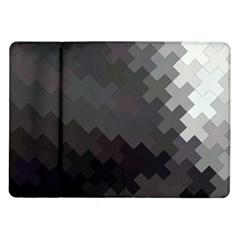 Abstract Pattern Moving Transverse Samsung Galaxy Tab 10 1  P7500 Flip Case by Simbadda