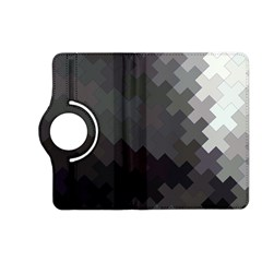 Abstract Pattern Moving Transverse Kindle Fire Hd (2013) Flip 360 Case by Simbadda
