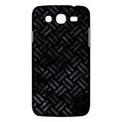 Woven2 Black Marble & Black Watercolor Samsung Galaxy Mega 5 8 I9152 Hardshell Case  by trendistuff