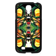 Shenron 2 3d Effect Samsung Galaxy S4 I9500/ I9505 Case (black) by 3Dbjvprojats