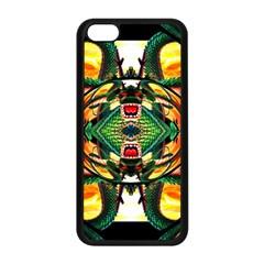 Shenron 2 3d Effect Apple Iphone 5c Seamless Case (black) by 3Dbjvprojats