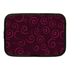 Pattern Netbook Case (medium)  by Valentinaart