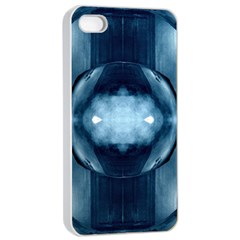 The Ghost Eyes Apple Iphone 4/4s Seamless Case (white) by 3Dbjvprojats
