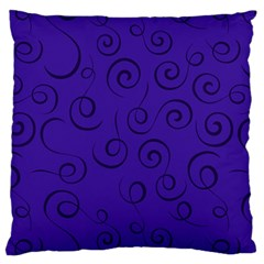 Pattern Standard Flano Cushion Case (one Side) by Valentinaart