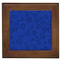 Pattern Framed Tiles by Valentinaart