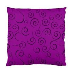 Pattern Standard Cushion Case (one Side) by Valentinaart