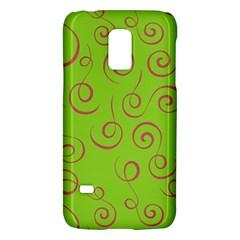 Pattern Galaxy S5 Mini by Valentinaart
