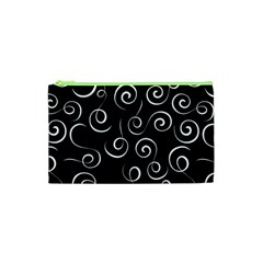 Pattern Cosmetic Bag (xs) by Valentinaart