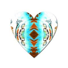 Dragonball Super 2 Heart Magnet by 3Dbjvprojats