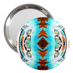 Dragonball Super 2 3  Handbag Mirrors by 3Dbjvprojats