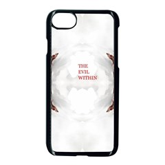 The Evil Within Demon 3d Effect Apple Iphone 7 Seamless Case (black) by 3Dbjvprojats