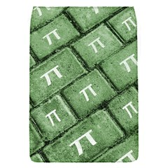 Pi Grunge Style Pattern Flap Covers (s)  by dflcprints