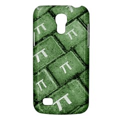 Pi Grunge Style Pattern Galaxy S4 Mini by dflcprints