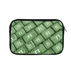 Pi Grunge Style Pattern Apple Macbook Pro 13  Zipper Case by dflcprints