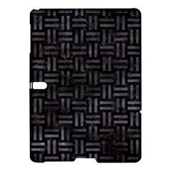 Woven1 Black Marble & Black Watercolor Samsung Galaxy Tab S (10 5 ) Hardshell Case  by trendistuff