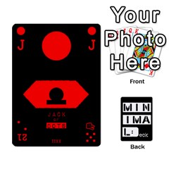 Minimaldeck1 By Frollo   Playing Cards 54 Designs   Wiue4e1a84vf   Www Artscow Com Front - Heart2