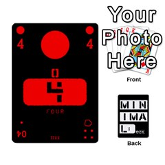 Minimaldeck1 By Frollo   Playing Cards 54 Designs   Wiue4e1a84vf   Www Artscow Com Front - Spade6
