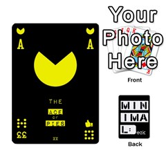 Minimaldeck1 By Frollo   Playing Cards 54 Designs   Wiue4e1a84vf   Www Artscow Com Front - Joker2
