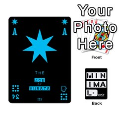 Minimaldeck3 By Frollo   Playing Cards 54 Designs   Kqi7b50we5w0   Www Artscow Com Front - Heart7