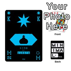 Minimaldeck3 By Frollo   Playing Cards 54 Designs   Kqi7b50we5w0   Www Artscow Com Front - Heart8