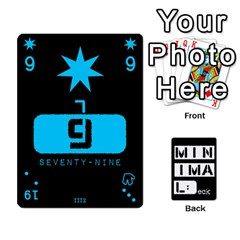 Minimaldeck3 By Frollo   Playing Cards 54 Designs   Kqi7b50we5w0   Www Artscow Com Front - Diamond2