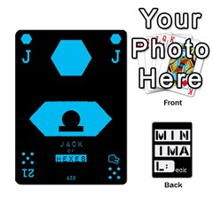 Minimaldeck3 By Frollo   Playing Cards 54 Designs   Kqi7b50we5w0   Www Artscow Com Front - Club6