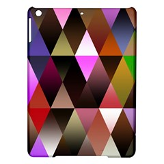 Triangles Abstract Triangle Background Pattern Ipad Air Hardshell Cases by Simbadda