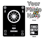 minimaldeck4 - Playing Cards 54 Designs