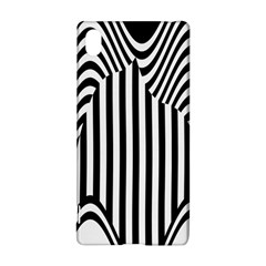Stripe Abstract Stripped Geometric Background Sony Xperia Z3+ by Simbadda