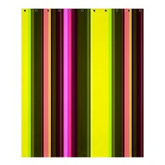 Stripes Abstract Background Pattern Shower Curtain 60  X 72  (medium)  by Simbadda