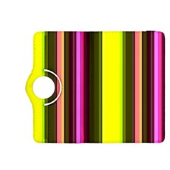 Stripes Abstract Background Pattern Kindle Fire Hdx 8 9  Flip 360 Case by Simbadda
