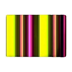Stripes Abstract Background Pattern Ipad Mini 2 Flip Cases by Simbadda