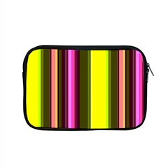 Stripes Abstract Background Pattern Apple Macbook Pro 15  Zipper Case by Simbadda