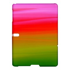 Watercolour Abstract Paint Digitally Painted Background Texture Samsung Galaxy Tab S (10 5 ) Hardshell Case  by Simbadda