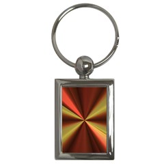 Copper Beams Abstract Background Pattern Key Chains (rectangle)  by Simbadda