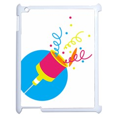 Celebration Injecting Apple Ipad 2 Case (white) by Mariart