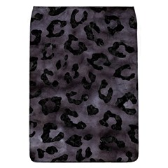 Skin5 Black Marble & Black Watercolor Removable Flap Cover (l) by trendistuff
