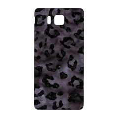 Skin5 Black Marble & Black Watercolor Samsung Galaxy Alpha Hardshell Back Case by trendistuff
