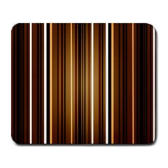 Brown Line Image Picture Large Mousepads by Mariart