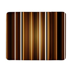 Brown Line Image Picture Samsung Galaxy Tab Pro 8 4  Flip Case by Mariart