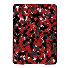 Bloodshot Camo Red Urban Initial Camouflage Ipad Air 2 Hardshell Cases by Mariart