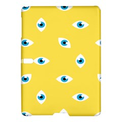 Eye Blue White Yellow Monster Sexy Image Samsung Galaxy Tab S (10 5 ) Hardshell Case  by Mariart