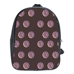Donuts School Bags (xl)  by Mariart